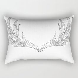 Buck Rectangular Pillow