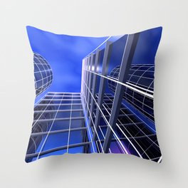 citylines -2- Throw Pillow