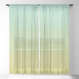 163. Fair Trade Sheer Curtain