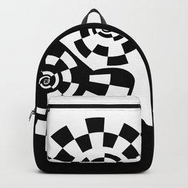 Spiral Yin & Yang Backpack