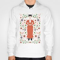 mary poppins Hoodies featuring Mary Poppins by Carly Watts