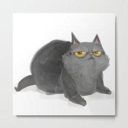 cat c Metal Print