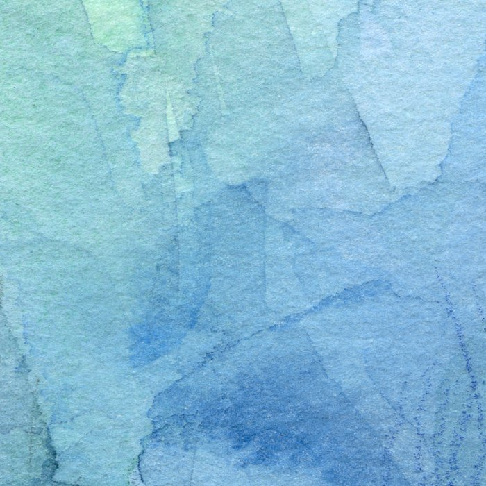Abstract Watercolor Texture Blue Green Sea Sky Colors Leggings