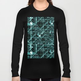 Integrated Circuit Long Sleeve T-shirt