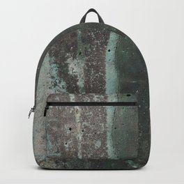 Copper Green Concrete Backpack