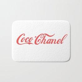 coco cola Bath Mat