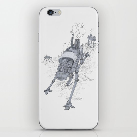 an even longer time ago iPhone & iPod Skin