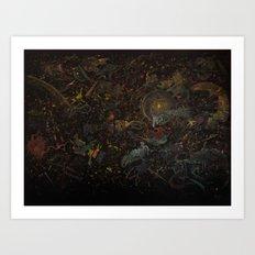 El Camino  Art Print