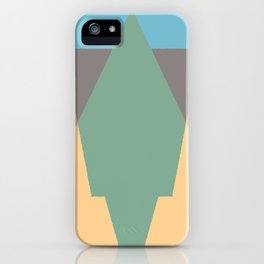 Cacho Shapes LIX iPhone Case
