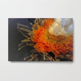 Flowering Tea Metal Print