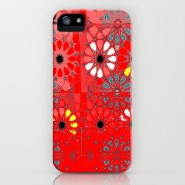 red tunisia iPhone Case