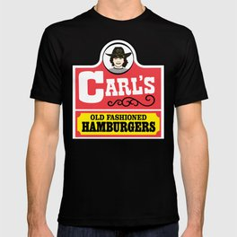 Carl's Old Fashioned Hamburgers T-shirt