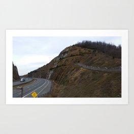 Mountain Wall Art Print