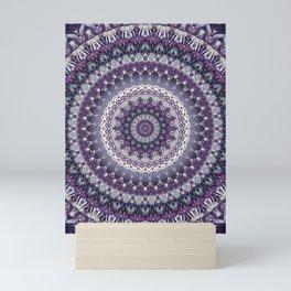 Mandala 313 Mini Art Print