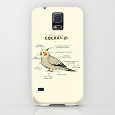 Anatomy of a Cockatiel Galaxy S5 Slim Case