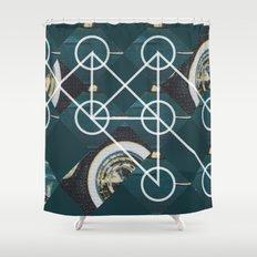 Tire.d Shower Curtain