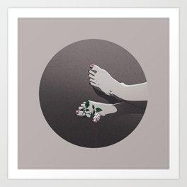 Sensitivity Broken Art Print