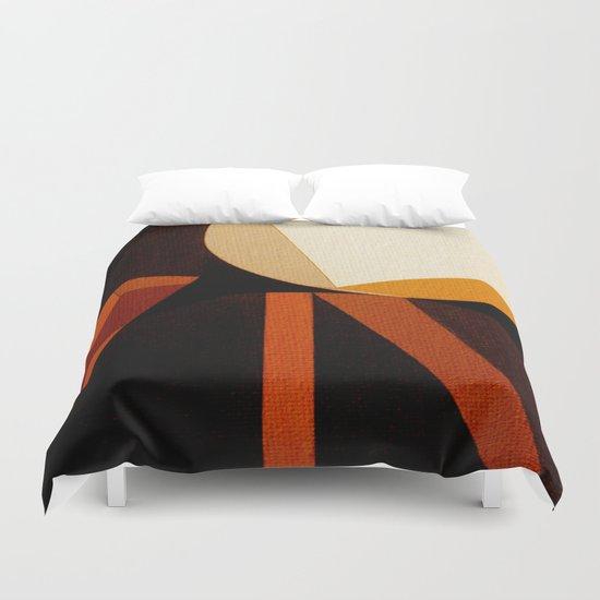 Jaburu (Jabiru) Duvet Cover
