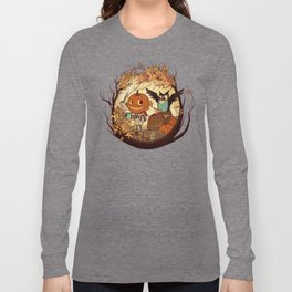 Fall Folklore Long Sleeve T-shirt