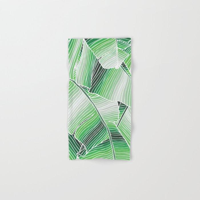 Foliage Hand & Bath Towel