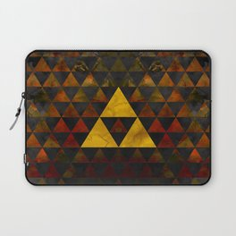 Ganondorf Geometry Laptop Sleeve