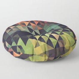 906 // Edges of Doubt Floor Pillow
