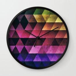 893 // spectrum grid Wall Clock