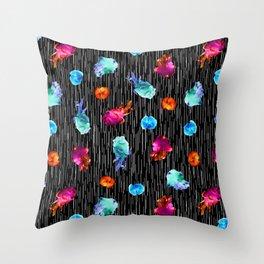 Torrid Tutti Fruity Throw Pillow
