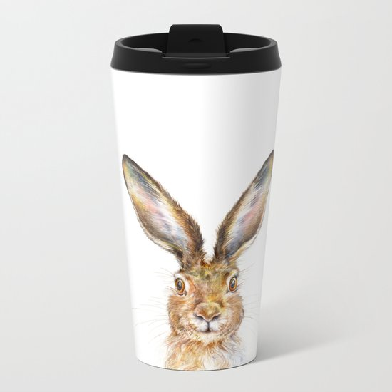 HARE Metal Travel Mug