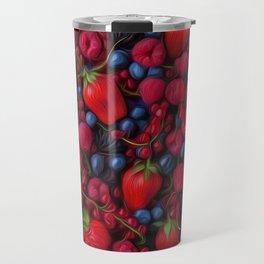 Bush Fruits Travel Mug
