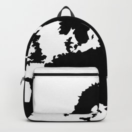 map of Europe Backpack