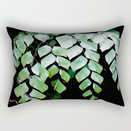 Diamond Maidenhair Rectangular Pillow