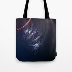 Hanging on by a Thread Tote Bag