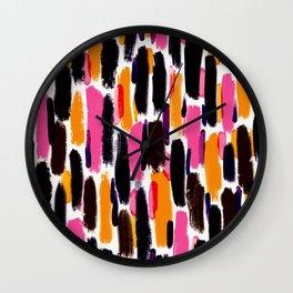 Pop Drip Part II Wall Clock