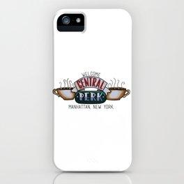 Central Perk iPhone Case