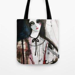 Helena Portrait Tote Bag