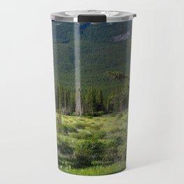 Beautiful Bow Valley Travel Mug