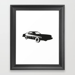 grantorino75 Framed Art Print
