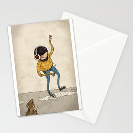 Hipster & Pet Stationery Cards