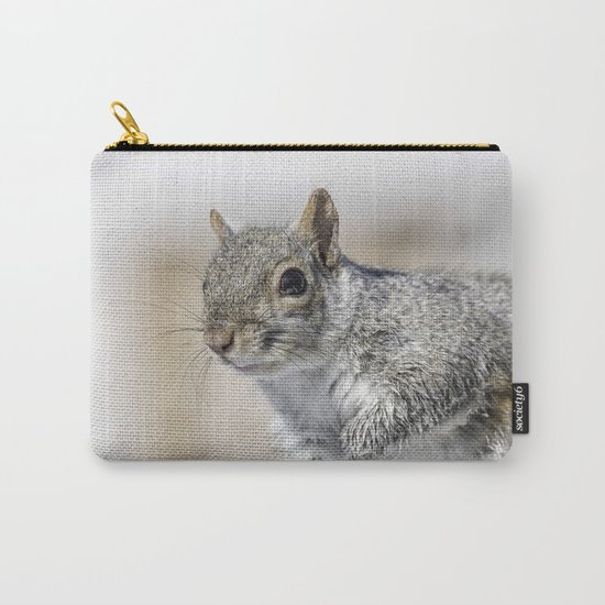 Wet paw Squirrel Carry-All Pouch