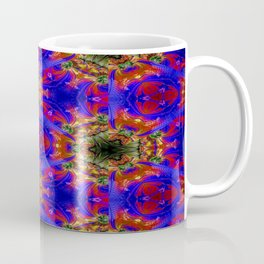 Concave Stature Pattern 9 Coffee Mug