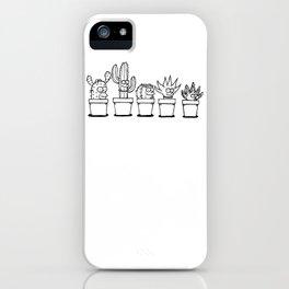 The Succulents iPhone Case