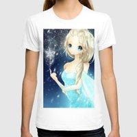 elsa T-shirts featuring elsa by waffle