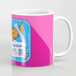 Fresh Bodies Coffee Mug