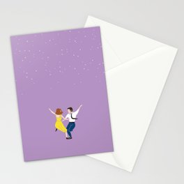 City of Star Stationery Cards