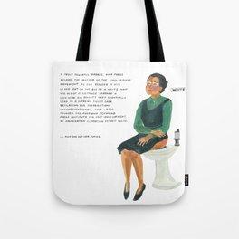 Rosa Parks Tote Bag