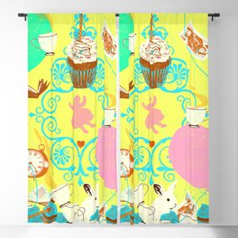 SURREAL PARTY Blackout Curtain
