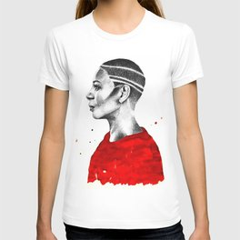 Red Profile T-shirt