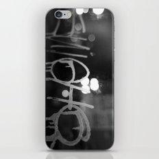 Paris Graphity iPhone & iPod Skin