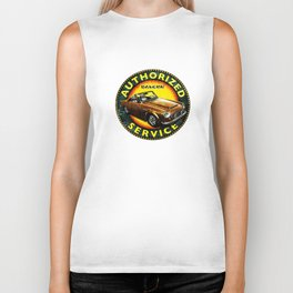 authorized service Biker Tank